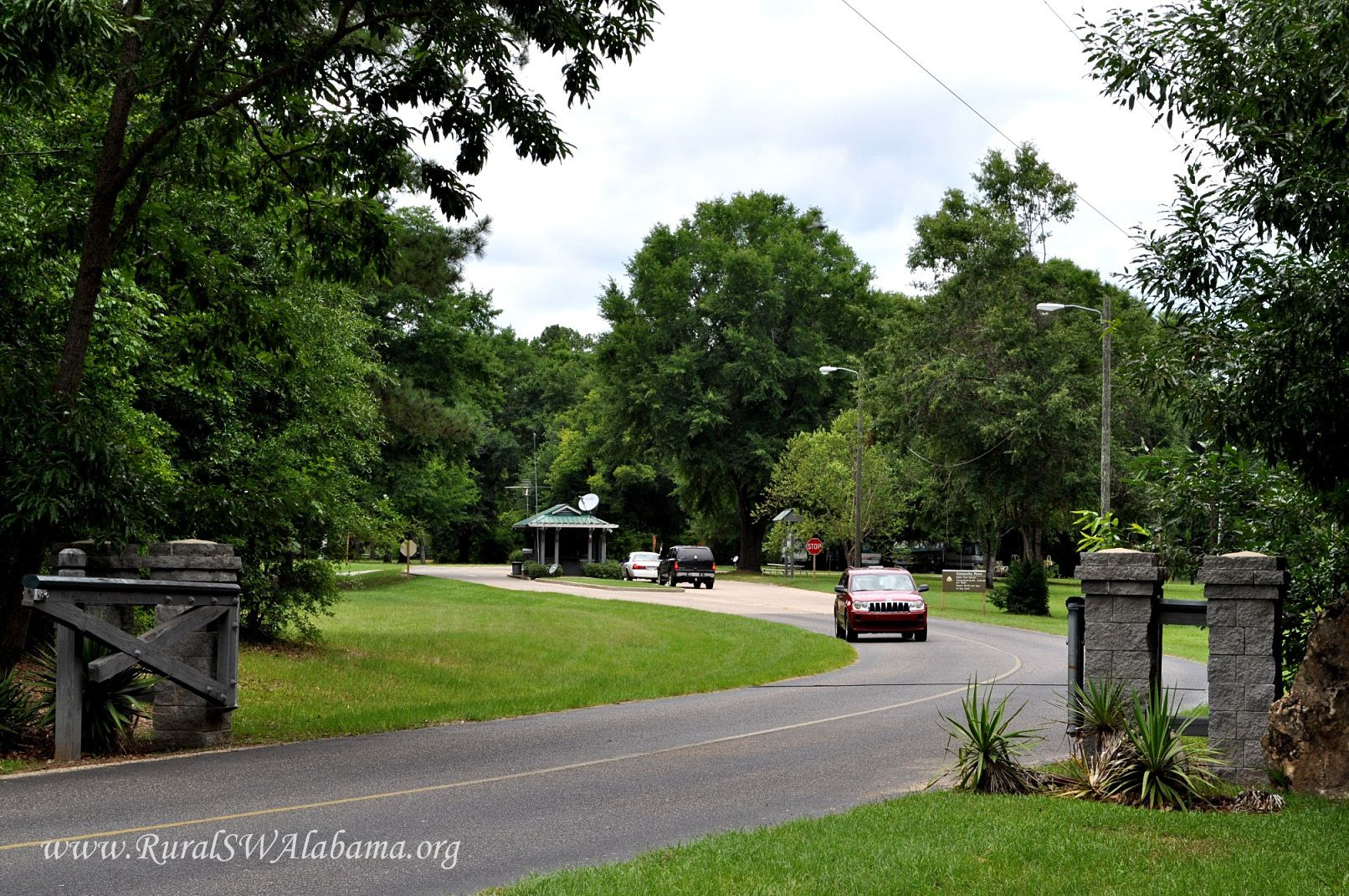 Alabama wilcox county camden - Millers Ferry Campground At Miller Ferry Al For Additional Details And Pictures Go