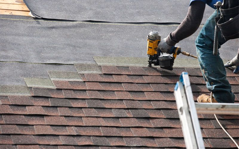 Acr Contracting Is A Full Service Roofing Company Located In Kansas City Offering A Full Range Of Commercial And Res Roof Repair Diy Roofing Roof Installation