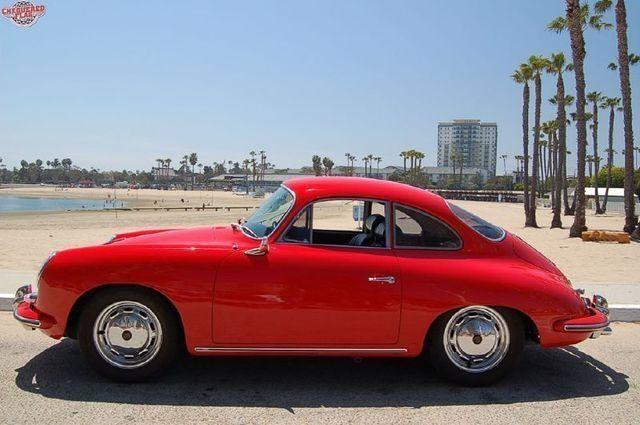 Porsche 356 C Coupe - 1965