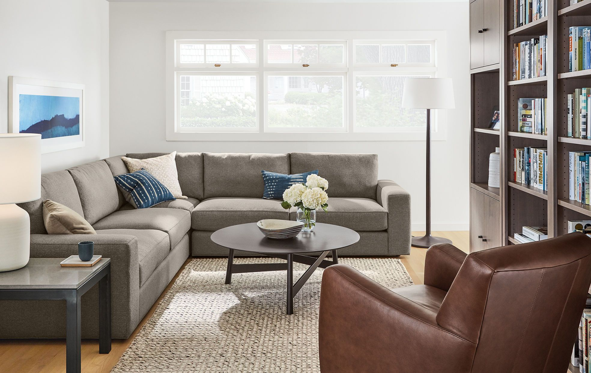 Modern Living Room Furniture Living Room & Board