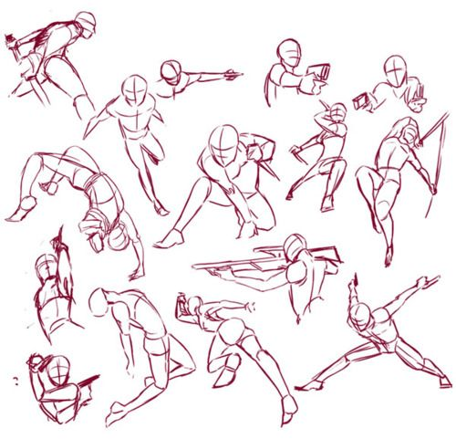 Helpyoudraw Fighting Poses References Unknown Art Problems Anime Poses Reference Fighting Drawing Art Reference Poses