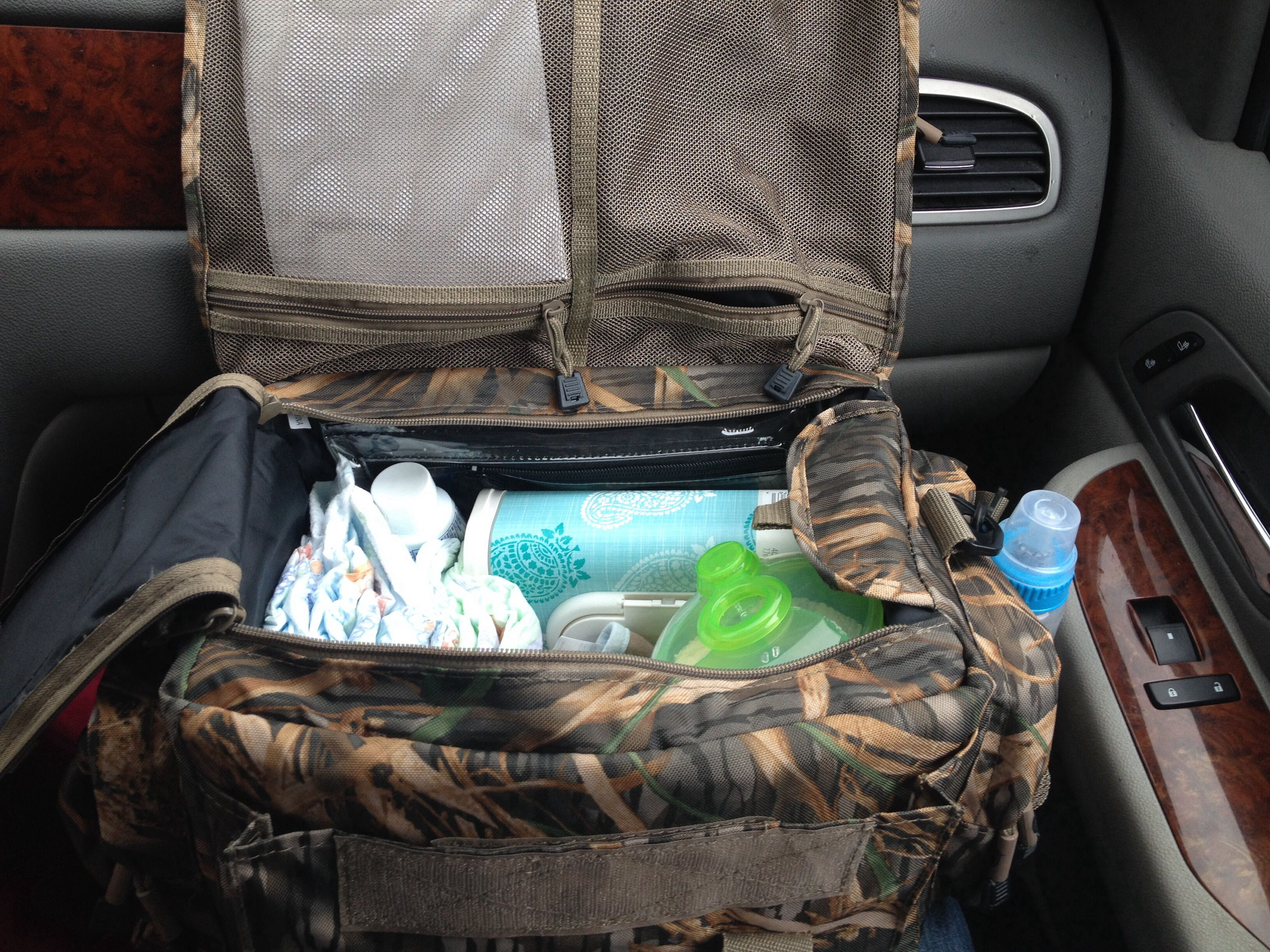 Ducks And Diapers Use A Waterproof Duck Hunting Bag As A