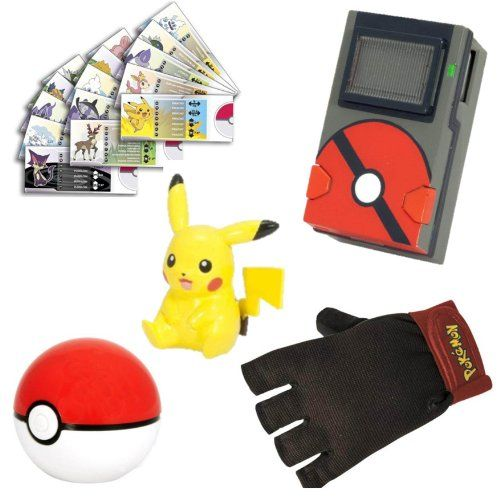 Pokedex Toys R Us : Tomy pokémon pokedex trainer kit http amazon