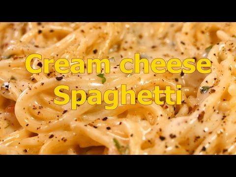 Tasty cream cheese spaghetti easy food recipes for dinner to make tasty cream cheese spaghetti easy food recipes for dinner to make at home cooking forumfinder Choice Image