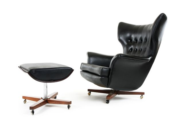 G Plan Armchair and Ottoman The Most fortable Chair in the World - most comfortable chair in the world