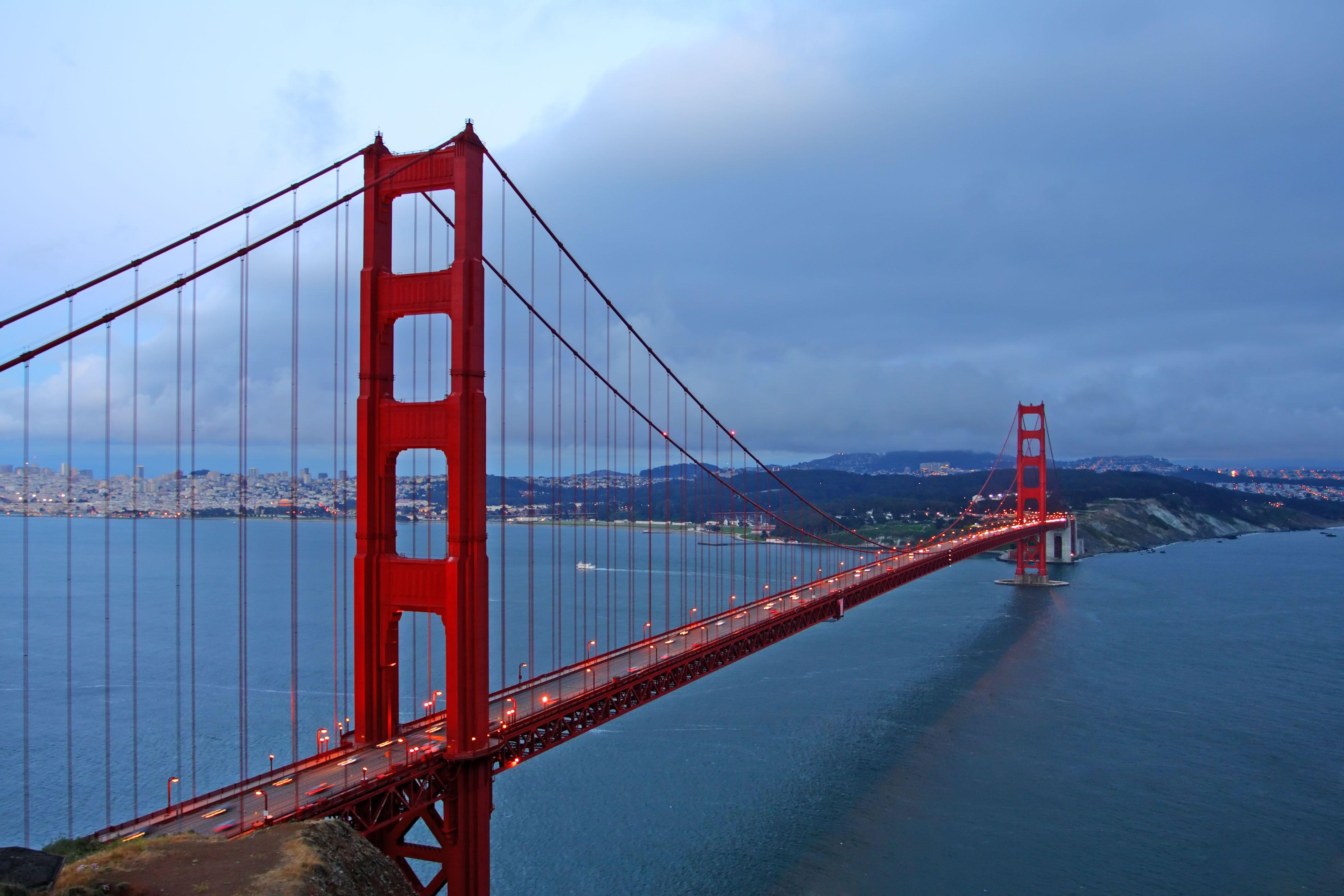 San Francisco Golden Gate Bridge Pictures