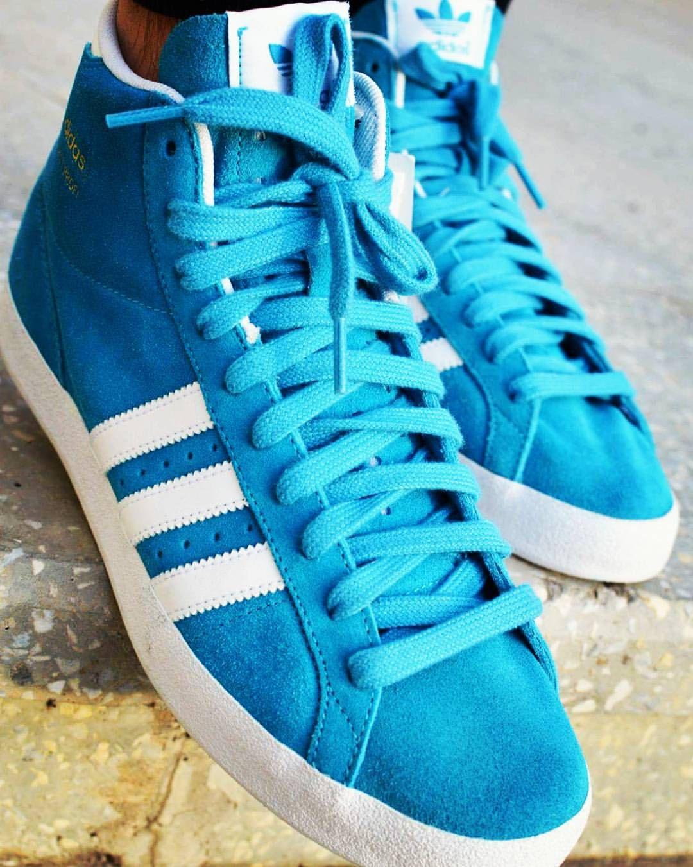 wholesale dealer bfc1b 47291 adidas originaux panier profi  Bleu Bleu Bleu baskets  adidas panier profi    Un Design