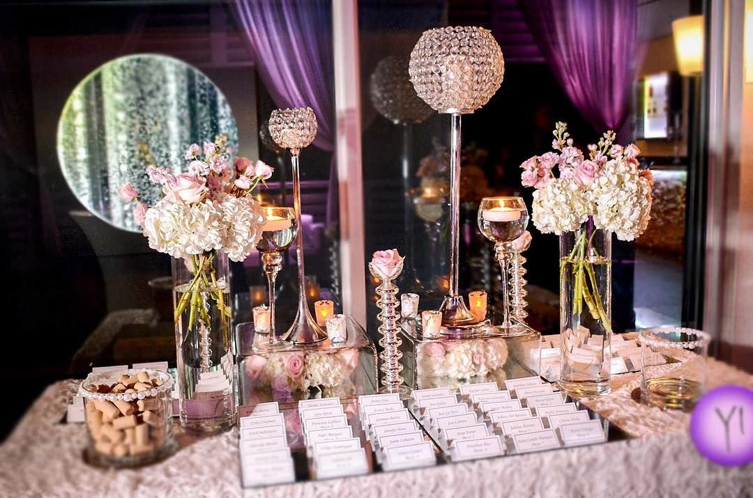 Exquisite table card tables are a total must during cocktail hour ��✨ #elegance #theknot #miamiweddings #aquareception #party #wedding #bridesmaids #brides #pinterest #weddingideas #miami http://gelinshop.com/ipost/1521187185499148012/?code=BUcV6-EjY7s