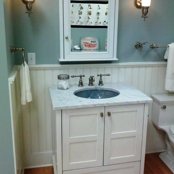 Wall Color with White Cabinets | White Bathroom Wall Cabinet, the Best Neutral Color Furniture : White ...