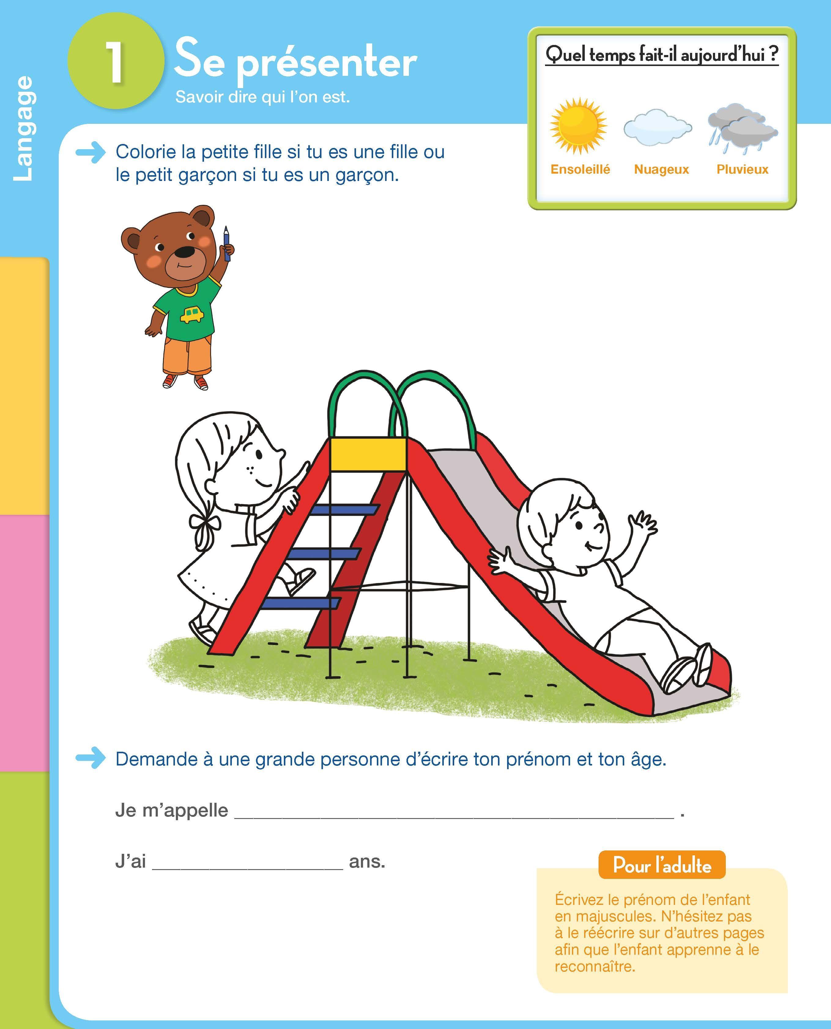 Telecharger Ou Lisez Le Livre Mon Cahier De Vacances Montessori 3 4 Ansde Han Au Fo En 2020 Cahier De Vacances Maternelle Cahier De Vacances Cahier De Vacances Gratuit
