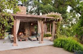 patio kiosko casa pinterest techos para terrazas patios y