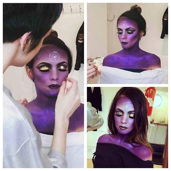 Makeup Artist London - Roseanna Velin | Halloween Makeup Artist ...