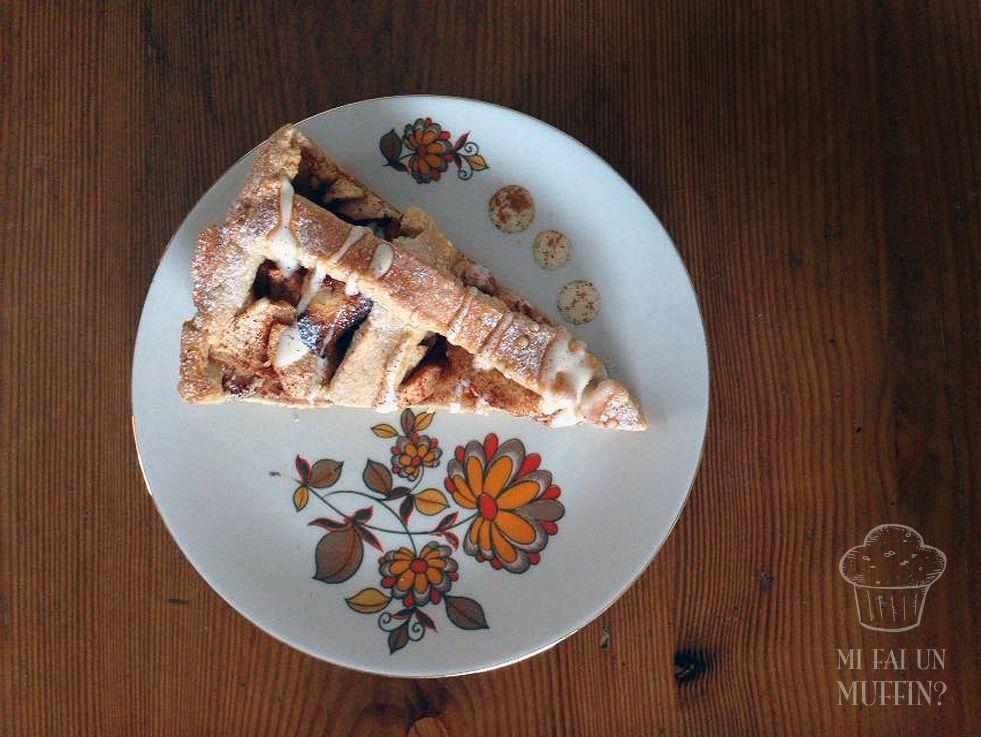 Mi fai un muffin?: CROSTATA DI MELE E SPEZIE