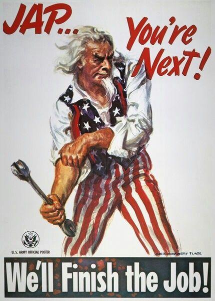Vintage USA Poster
