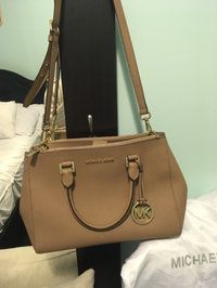 bcfdd1559c33 Used Authentic Michael Kors Sutton leather bag for sale in Toronto ...