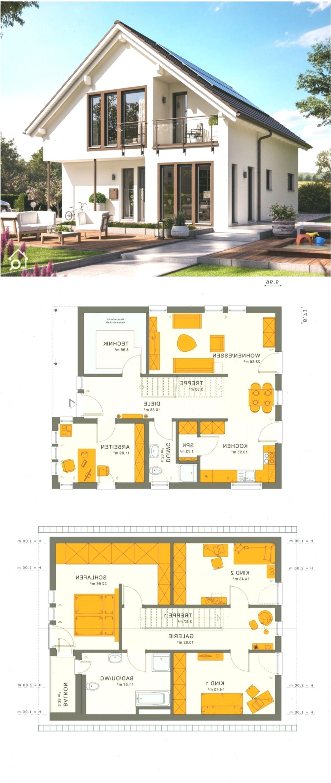 Einfamilienhaus Neubau klassisch mit Satteldach & 5 Zimmer