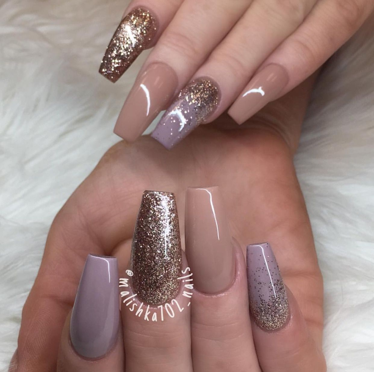Cute Acrylic Nails Look Extremely Elegant And Sophisticated Covers Even Broken They Also Make Weak Strong
