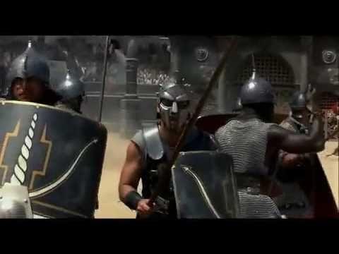 Gladiator - Arena Fights - Scypio Africanus vs. Hannibal - YouTube