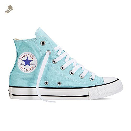 Converse Women's Chuck Taylor All Star Seasonal Fashion Hi Top Sneaker  Poolside m