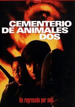 Cementerio De Mascotas 2 Online Latino 1992 Terror Movie Posters Poster Movies