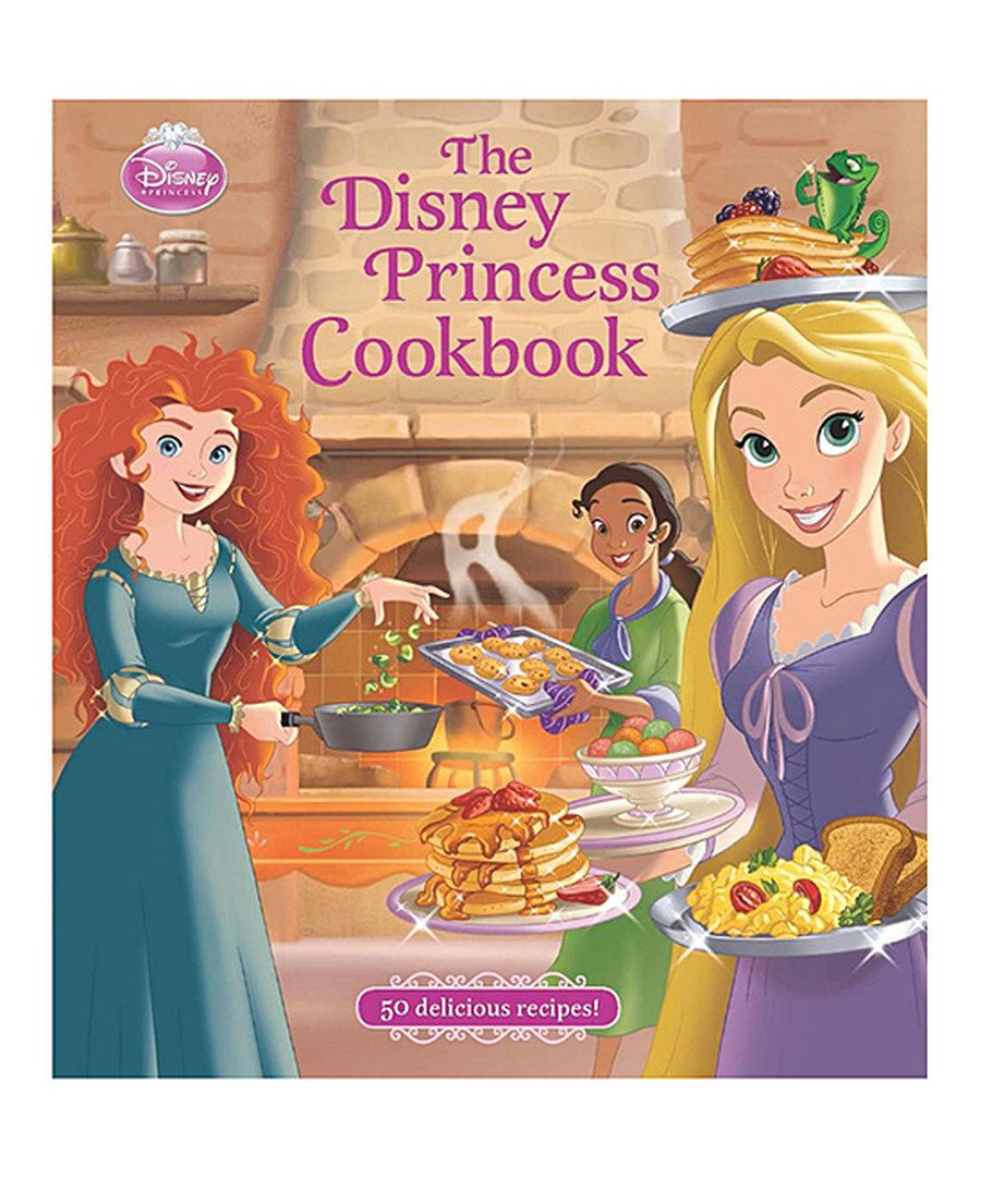 Look at this the disney princess cookbook on zulily today gift