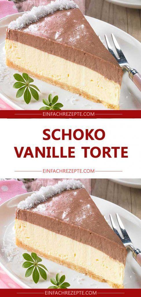 Vanille Torte 😍 😍 😍 - Tanja Wamsler-#backen