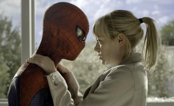 The Amazing Spiderman! <3 Great Movie!