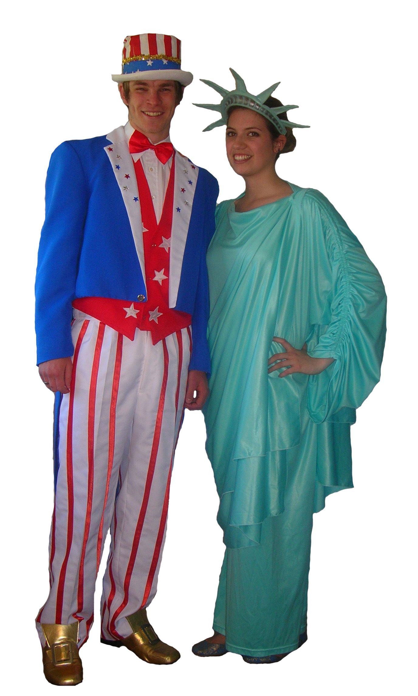 American themed fancy dress outfits | American Theme Pit Event ...
