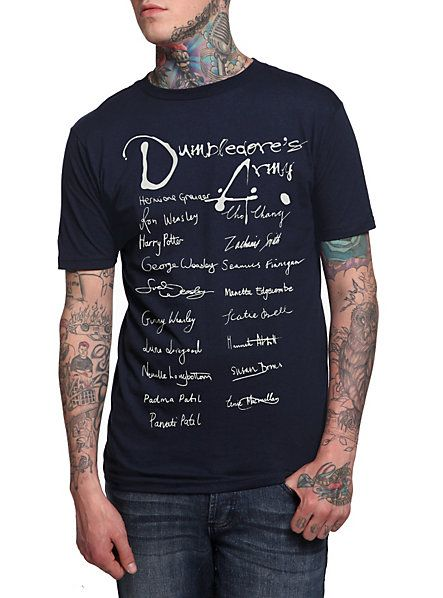 Harry Potter Dumbledore S Army T Shirt Hot Topic Harry Potter Shirts Harry Potter Dumbledore Harry the josh potter show is out every tuesday on the ymh youtube channel and wherever you listen to podcasts. harry potter dumbledore s army t shirt
