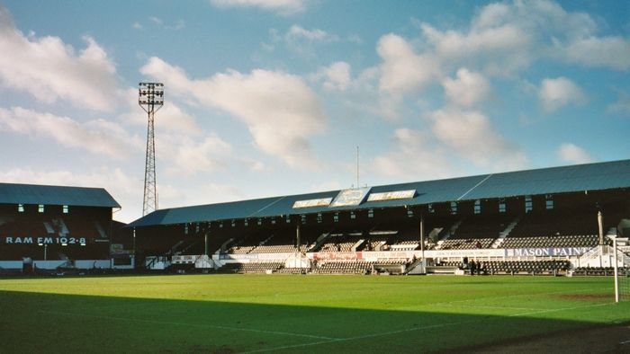 Baseball Ground First Visited 1988 Have Been Twice Football Stadiums Derby County Grounds