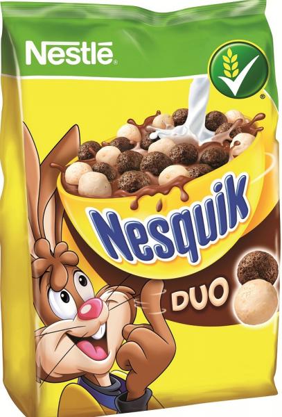 Cereale Mic Dejun Nestle Nesquik Duo 460g Carrefour Chocolate Cereal Nesquik Nestle Quik
