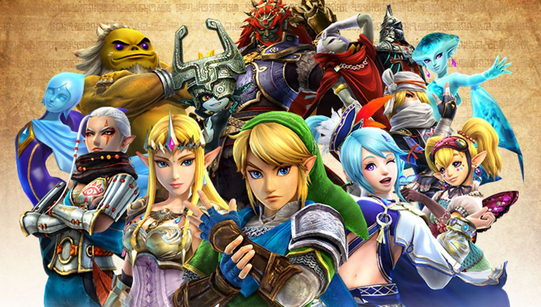 Which Legend of Zelda character are you? Legend of zelda