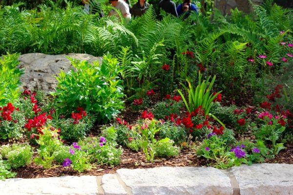 Garten Verschonern Prachtvolle Idee Gartengestaltung Garten