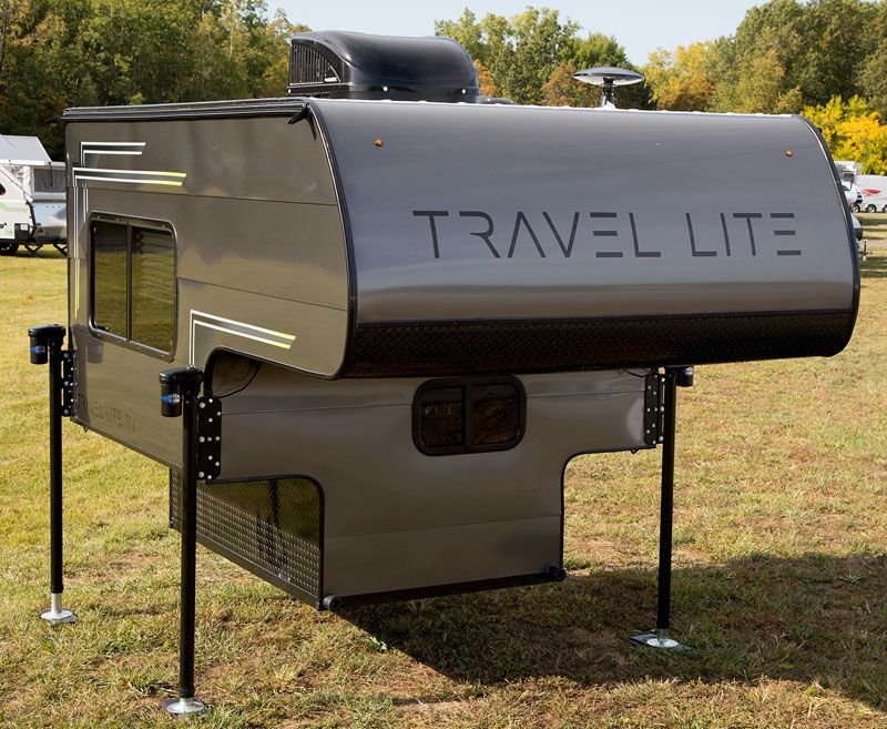 Truck Campers The Go Anywhere, Camp Anywhere, Tow