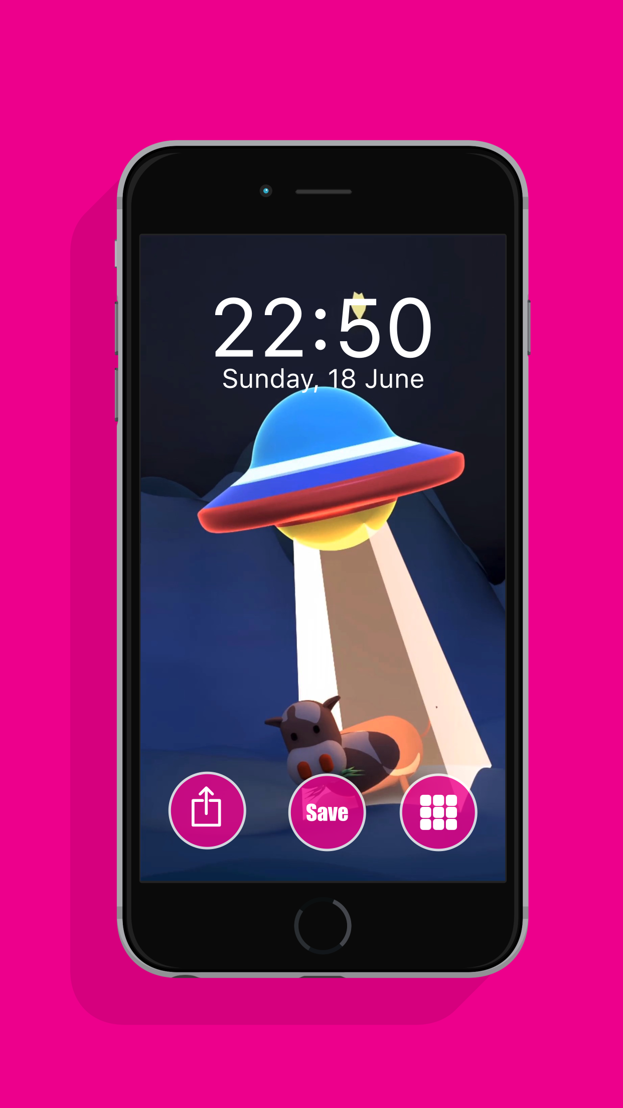 Live Wallpapers App For 3d Touch iPhone iOS 12 In App
