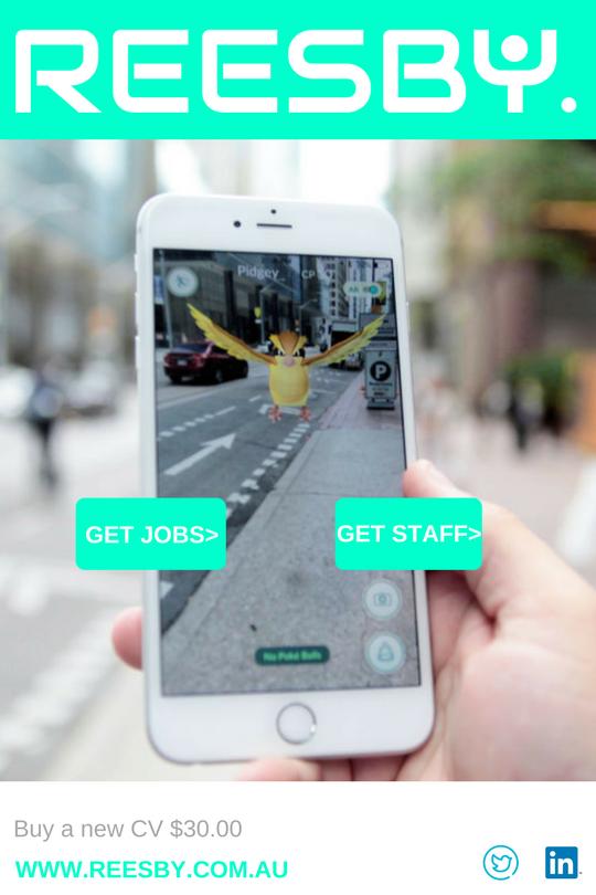 jobs staff hiring technology gaming fun inspirational