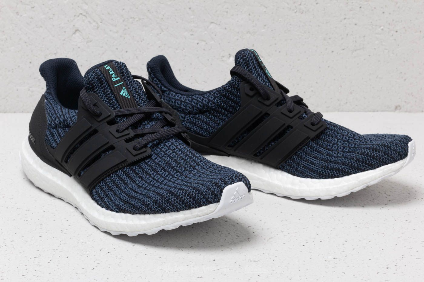 separation shoes d44dc a95a5 adidas UltraBOOST W Parley   Legend Ink  Carbon  Blue Spirit    224