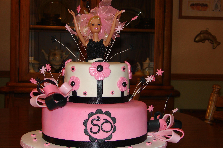 50Th B Day Cake