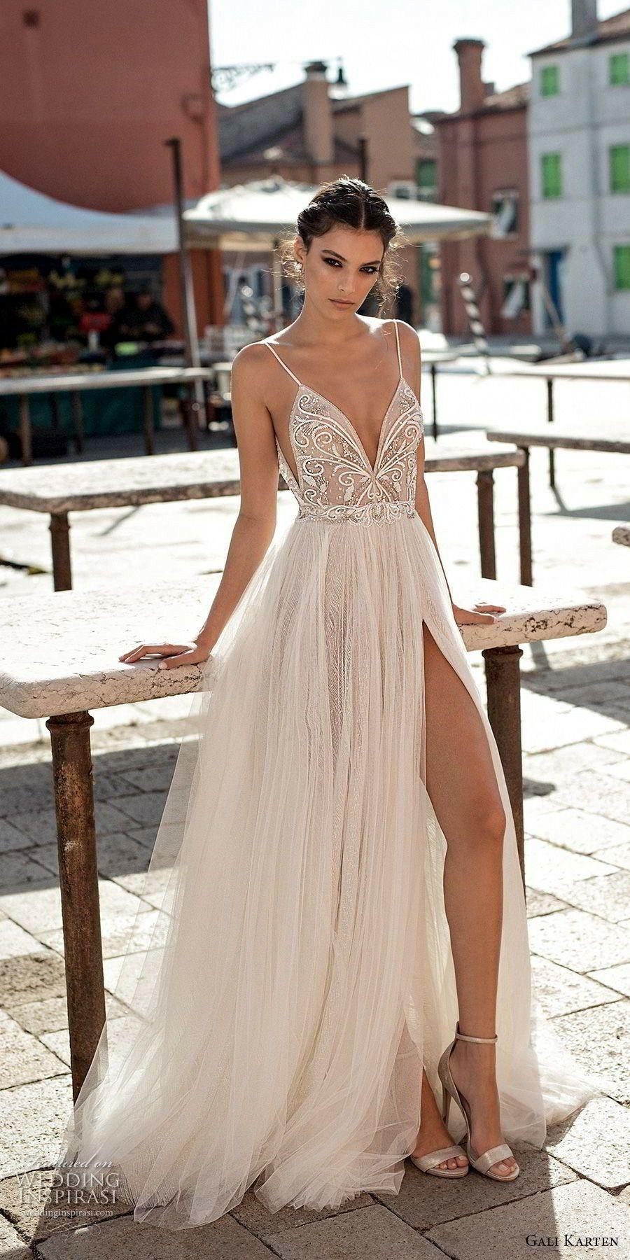 Feminine Wedding Dress