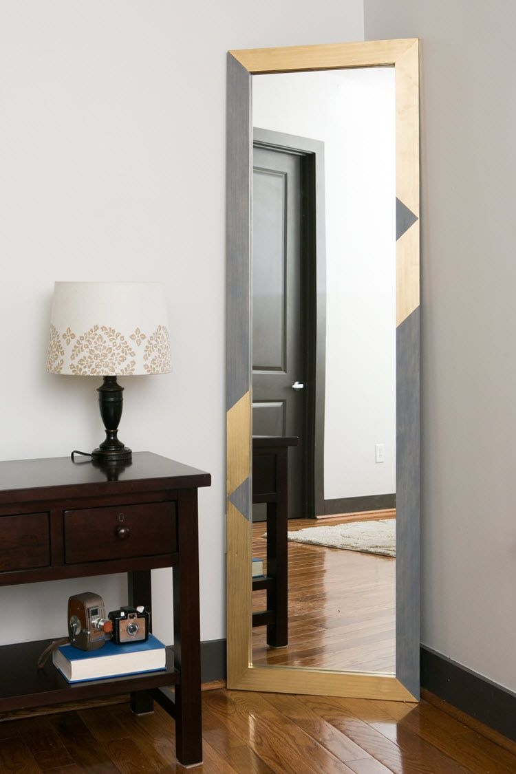 Home Depot Mirrors : depot, mirrors, Mirror, Frame, Accents, Depot, Bathroom, Mirrors