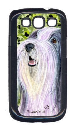 Bearded Collie Cell Phone Cover GALAXY S111