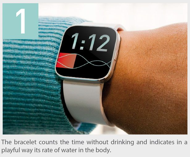 Th2o Medical Bracelet By Maeva Berthelot Ideas