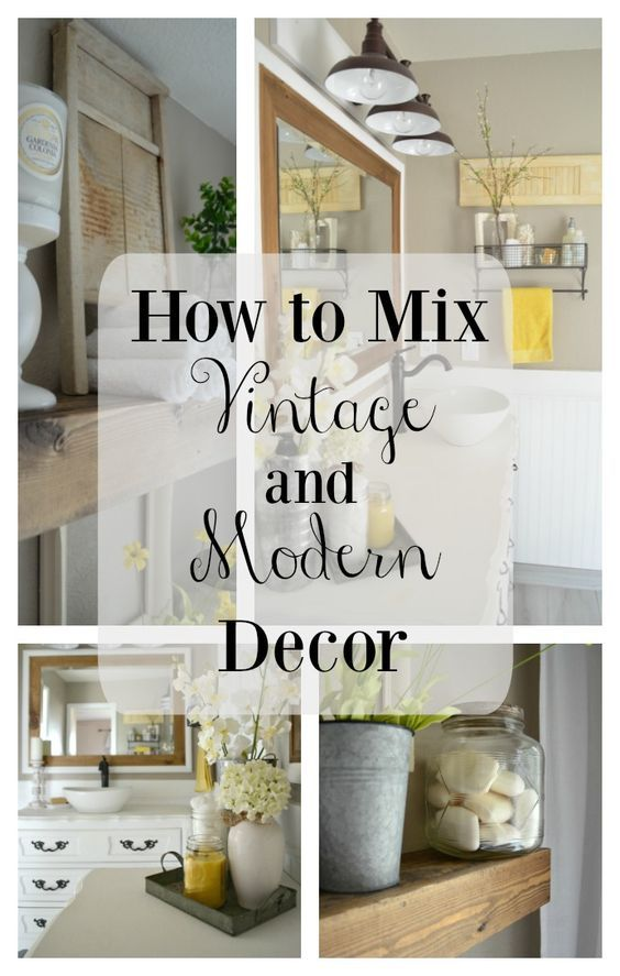 decoration interieur vintage moderne decoration vintage salon design collection s e How to Mix Vintage and Modern Decor. Easy tips to add more farmhouse charm  to any space.