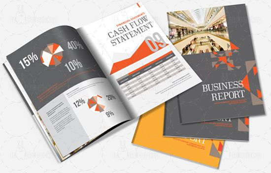 Indesign annual report brochure template art design layouts indesign annual report brochure template accmission Choice Image