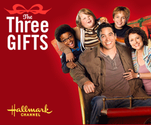 the three gifts movie dvd on tv tonight watch dean cain stars on hallmarks the three gifts - What Christmas Movies Are On Tv Tonight