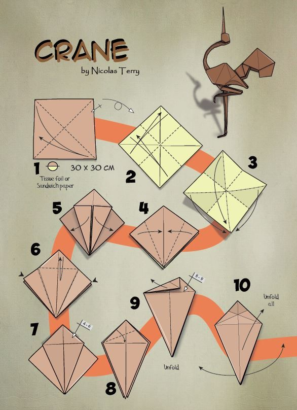 Drawing Origami - Tome 1
