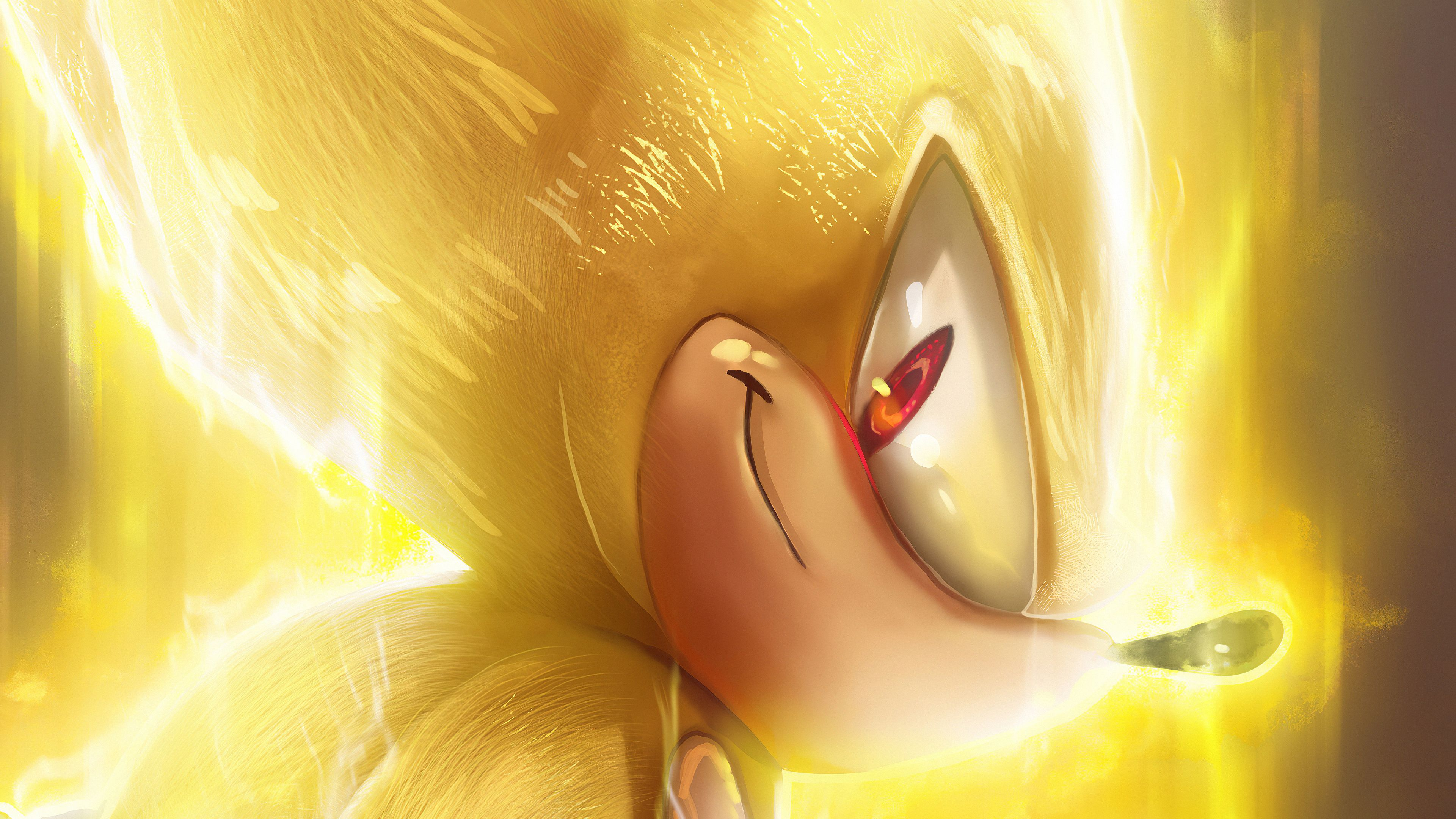 Sonic The Hedgehog Yellow Power Sonic The Hedgehog Wallpaper 4k Sonic The Hedgehog Phone Wallpaper 4k Sonic The Hedgehog Game Wallpaper Iphone Phone Wallpaper