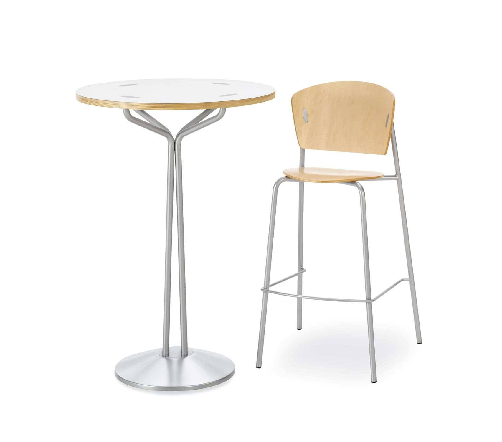 """Contemporary high bar table PARFAIT II 
