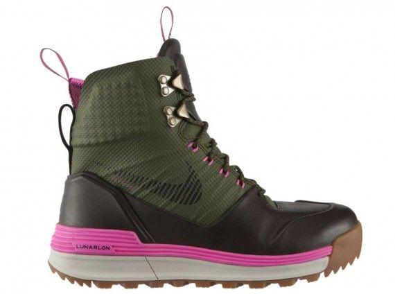 sports shoes d5bc9 1dc95 Nike WMNS Lunar Terra Arktos – Lagoon Green – Baroque Brown – Pink Foil