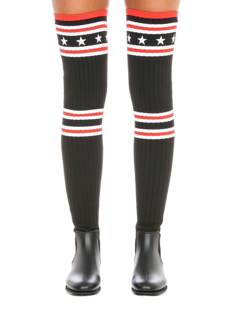 ec2fc669304 GIVENCHY Givenchy Storm Knit Boots.  givenchy  shoes  . Knee  SocksGivenchyThigh High ...